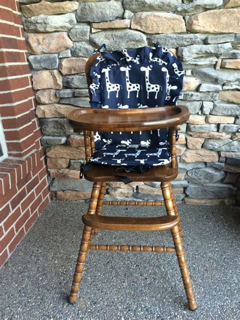 High Chair Pads For Wooden High Chairs Plans