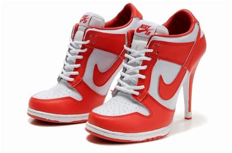 High Heel Sneakers Shoes Nike