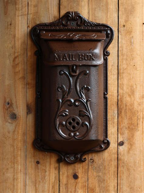 High Quality Stylish Mailboxes For Sale