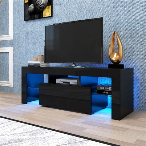 High Tv Stand For Bedroom