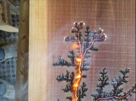 High Voltage Wood Burning Diy Projects
