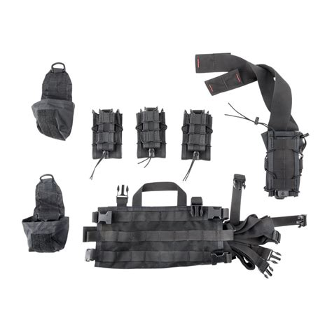 High Speed Gear Inc Brownells Ireland And Ar15 Ultra Compact Stock Assy Collapsible Compact Blk