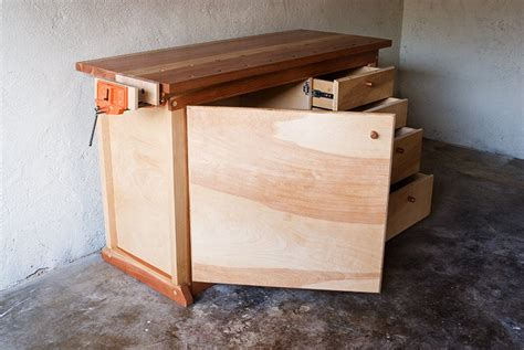 High-End-Woodworking-Bench