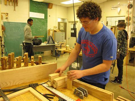 High-School-Woodworking