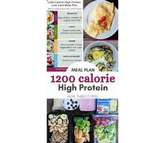 Best Higher protein low carbohydrate plans diet