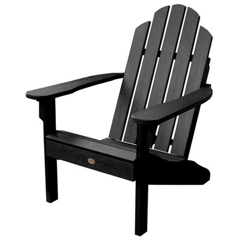 Highwood-Adirondack-Chair-Black