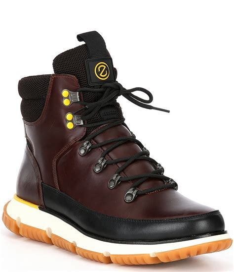 Hiker Waterproof Lace Up Shoes - Mens