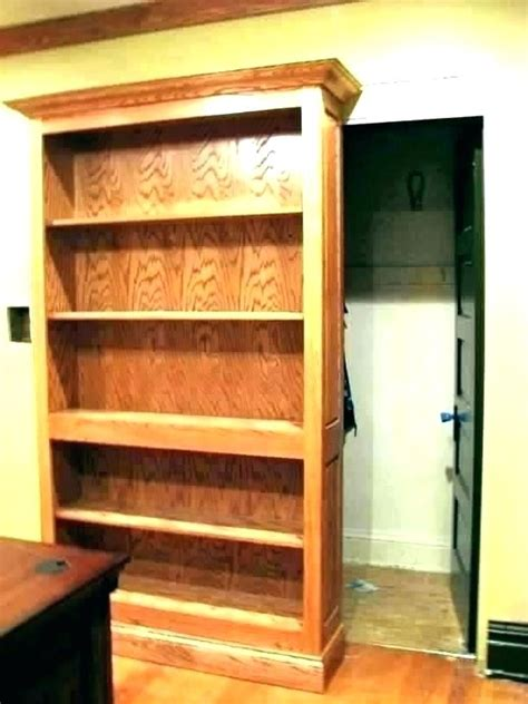 Hinged-Bookcase-Plans