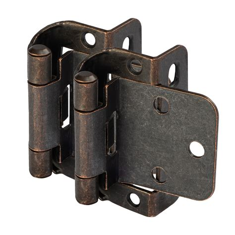 Hinges For Partial Overlay Cabinet Doors