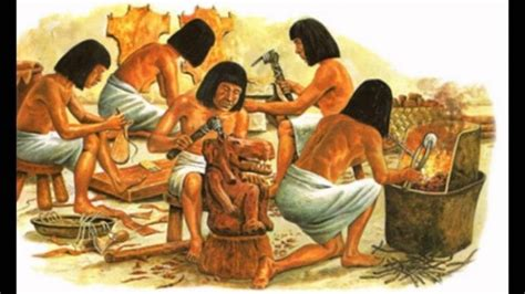 History-Of-Egyptian-Woodworking