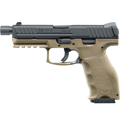 Hk Vp9 Tactical And Pitch Gauge