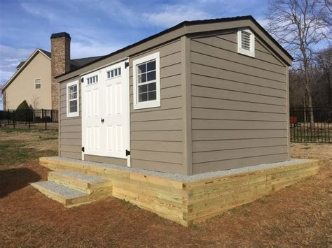 Hoa Approved Shed Plans