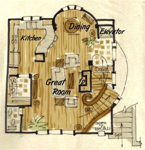 Hobbit-Style-Playhouse-Plans