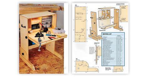 Hobby-Desks-Plans