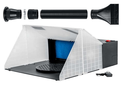 Hobby-Spray-Booth-Plans