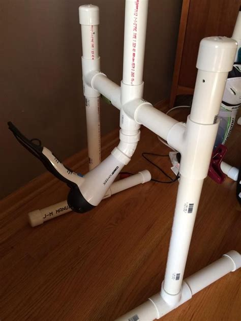 Hockey Diy Drying Rack With Fan Plans