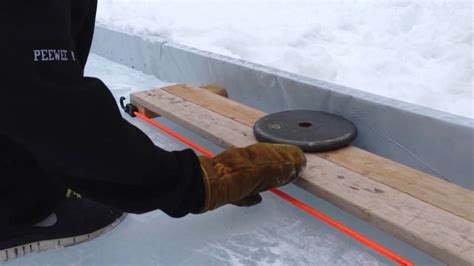 Hockey Rebounder Diy