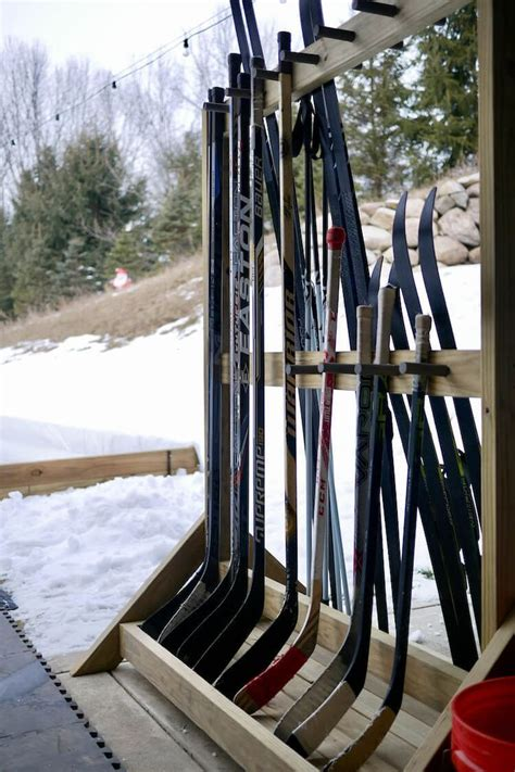 Hockey Stick Woodworking Plans