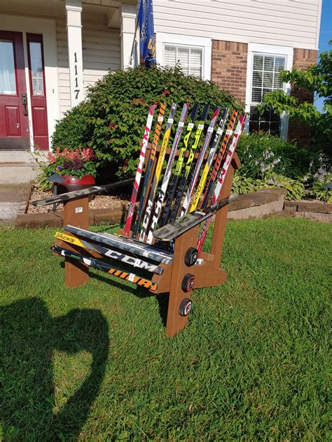 Hockey-Stick-Adirondack-Chair