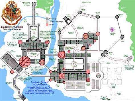 Hogwarts-Castle-Model-Plans