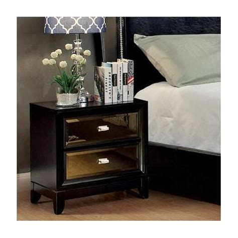Hokku Designs Strollini 2 Drawer Nightstand