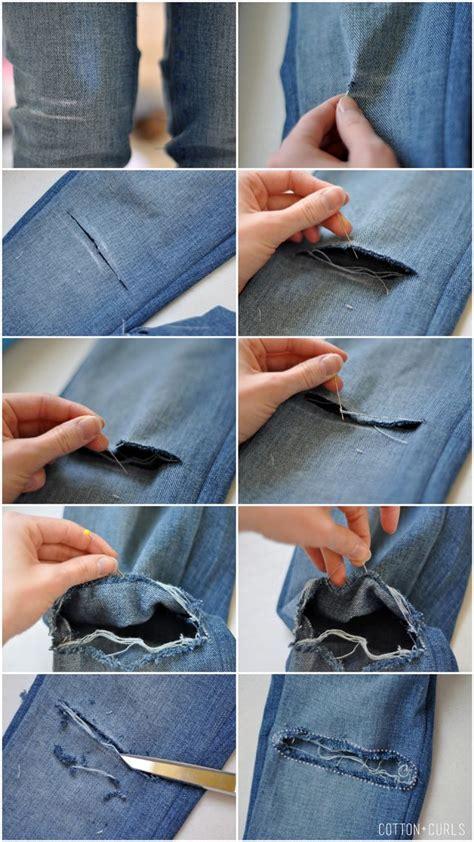 Holes-In-Jeans-Diy
