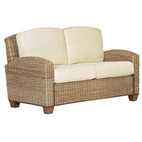 Hollier Twill Loveseat