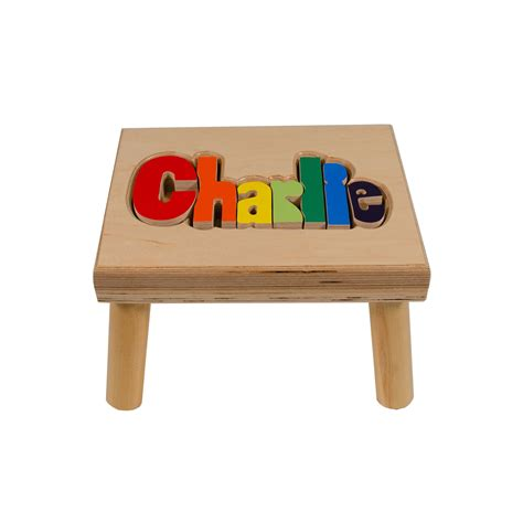 Hollow-Woodworks-Personalized-Name-Stool