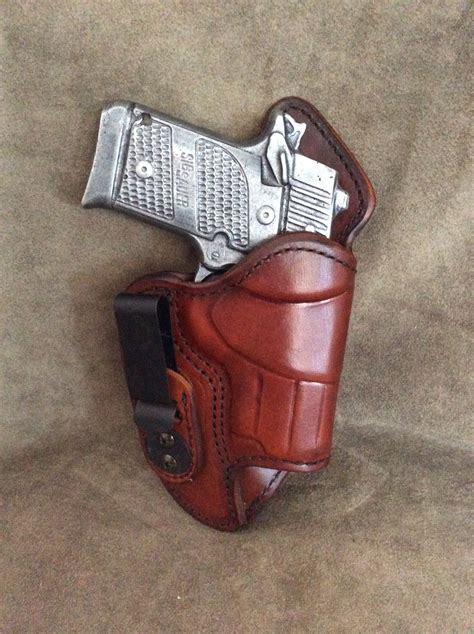 Holster For The Sig Sauer P938 And Install An Optic On Sig Sauer Pistols