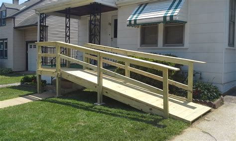 Home Access Ramp Plans