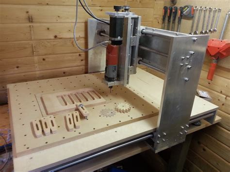 Home Build Cnc Router Plans