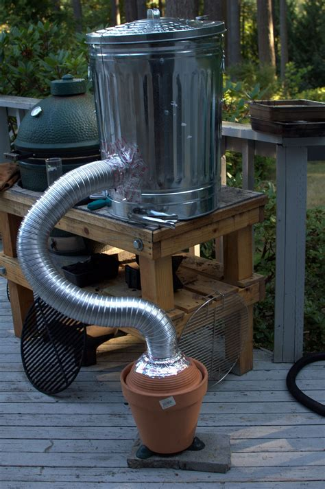 Home Built Cold Smoker Plans
