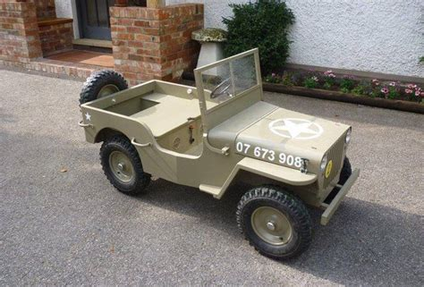 Home Built Mini Jeep Plans