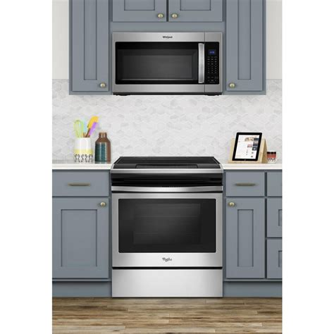 Home Depot Appliances Microwave