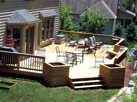Home Depot Diy Deck