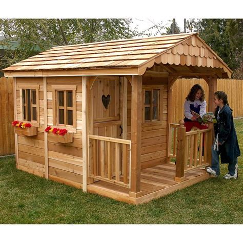 Home Depot Diy Playhouse