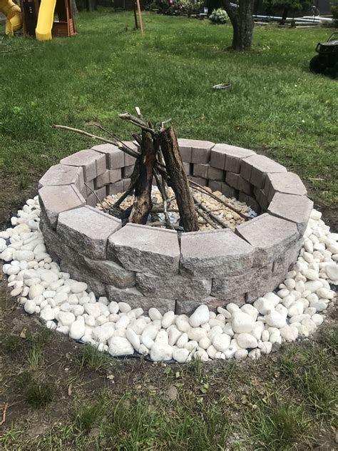 Home Depot Diy Projects Fire Pit