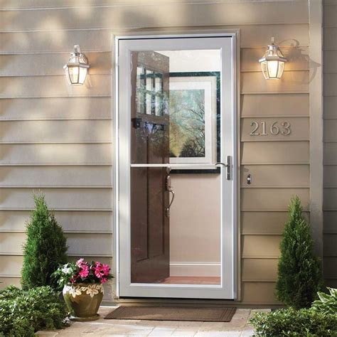 Home Depot Diy Videos Installing A Storm Door