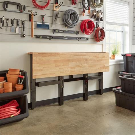 Home Depot Diy Work Table