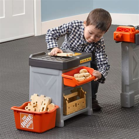 Home Depot Pro Play Workbench