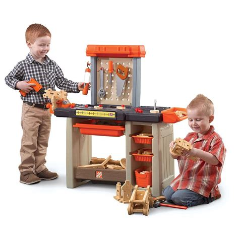 Home Depot Work Bench Toy Australia