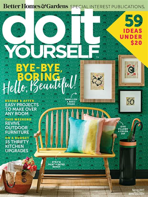Home Diy Magazine