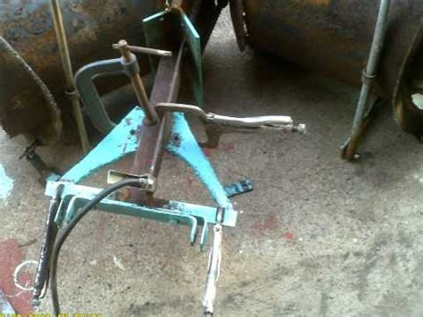 Home Made Plows For Garden Tractor Plans