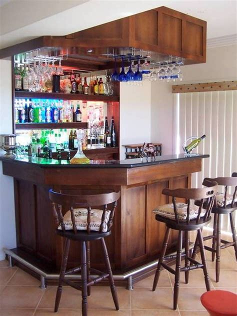 Home Mini Bar Design Plans