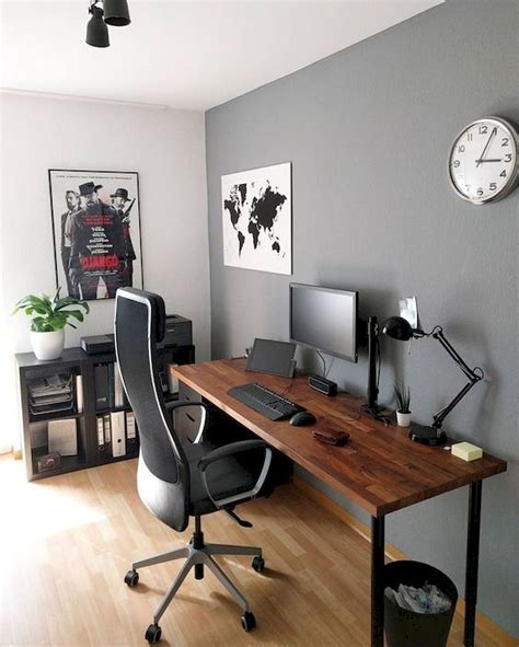 Home Office Table Diy