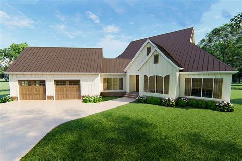 Home Plans 2 Stall Garage