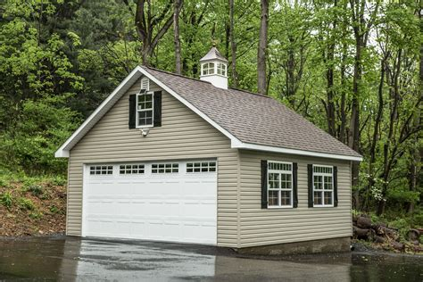 Home Plans 2 Stall Garage Attached Carport