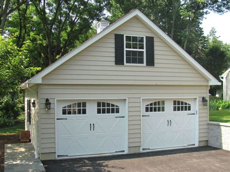 Home Plans 2 Stall Garage Images