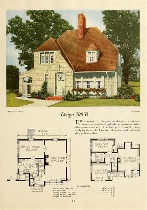 Home Plans Book 1920