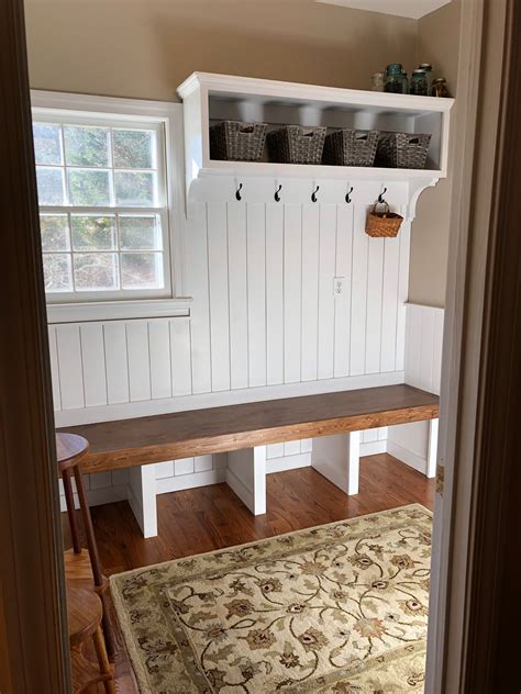 Home Plans With Mudroom